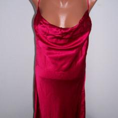 Camasa de noapte matase noua Victoria's Secret marime S USA, Marime: S, Culoare: Fuchsia, Lunga