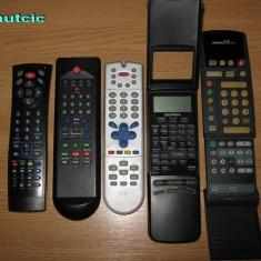 5 telecomenzi universale