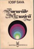 Iosif Sava-Bucuriile muzicii