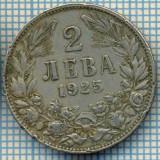 1361 MONEDA - BULGARIA - 2 LEVA -anul 1925 -starea care se vede