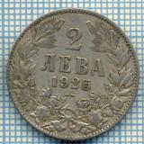 1355 MONEDA - BULGARIA - 2 LEVA -anul 1925 -starea care se vede