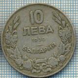 1346 MONEDA - BULGARIA - 10 LEVa -anul 1930 -starea care se vede