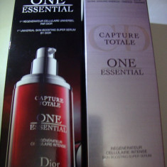 One Essential Serum Dior - Crema de fata Christian Dior