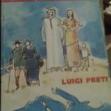 Luigi Preti - Imigratia in europa - Carte de aventura