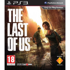 THE LAST OF US PS3 - Jocuri PS3 Sony, Actiune, 18+, Multiplayer