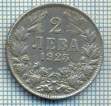 1357 MONEDA  - BULGARIA  - 2 LEVA  -anul 1925  -starea care se vede