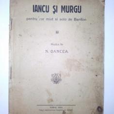 Revista Transilvania Anul III Sept. 1922 Nr.9 / Inchinare lui Avram Iancu - Revista culturale