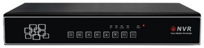 NVR Standalone 4CH 1080P Video Live View, Network Video Recorder NVR-5004V foto