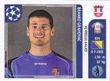 Abtibild Panini Grahovac Otelul Galati UEFA Champions League 2011-2012