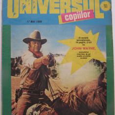 Universul copiilor nr. 18/1990 - Revista scolara