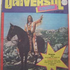 Universul copiilor nr. 21-22/1990 Gheorghe Hagi Greta Garbo Hallyday - Revista scolara