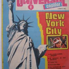 Universul copiilor nr. 8/1990 - Revista scolara