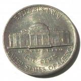 G2.   USA / SUA 5 CENTS CENTI 1994 D **, America de Nord