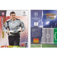 Cartonas Adrenalyn Grahovac Otelul Galati Champions League
