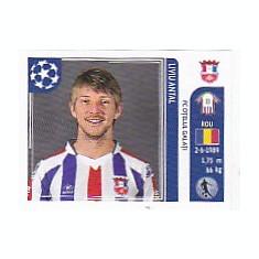 Abtibild Panini Antal Otelul Galati UEFA Champions League 2011-2012