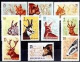 Romania 1961 - Vanatoarea serie completa,neuzata, Nestampilat