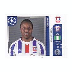 Abtibild Panini Ibeh Otelul Galati UEFA Champions League 2011-2012