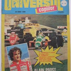 Universul copiilor nr. 23-24/1990 - Revista scolara