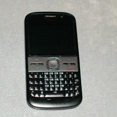 Vand nokia E5-00 - Telefon mobil Nokia E5, Negru, Orange