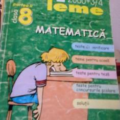 Matematica cls 8 - Manual scolar paralela 45, Clasa 6, Paralela 45