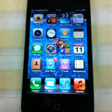 Vand/Schimb iPhone 4 Apple -16GB Black Vodafone, Negru