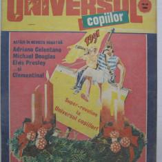 Universul copiilor nr. 49-50/1990 Sandra - Revista scolara