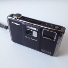 Aparat foto Nikon Coolpix S1000pj cu proiector incorporat - Aparat Foto compact Nikon