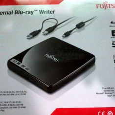 Fujitsu external usb blu-ray writer - Unitate optica externa