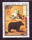 1974 niger mi. 436 conditie**