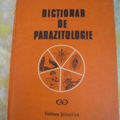 Dictionar de parazitologie Gherman I