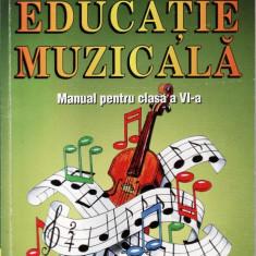 EDUCATIE MUZICALA - MANUAL PT CLS A V A de REGENI RAUSCH ED. TEORA - Manual scolar teora, Clasa 5