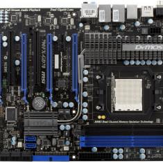 MSI 790FX-GD70 - Placa de Baza Msi, Pentru AMD, AM3, DDR 3