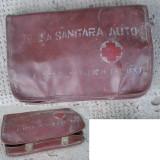 Trusa sanitara auto perioada an 1989