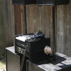 Sistem sunet - Echipament karaoke