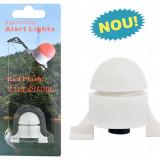Dispozitiv de avertizare luminoasa pt. varf (1 suport) Semnalizator Feeder Luminos