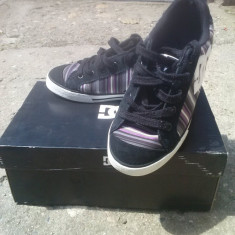 DC SHOE CO USA - Adidasi dama Dc Shoes, Mov, Marime: 40