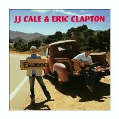 JJ CALE & ERIC CLAPTON THE ROAD TO ESCONDITO - Muzica Blues, CD