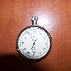 Cronometru Mecanic Rusesc DEFECT ! ( reparabil )