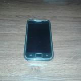 Samsung galaxy i9000 - Telefon mobil Samsung Galaxy S, Negru, 16GB, Neblocat
