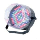 Nou 2013! STROBOSCOP PE LEDURI FULL COLOR RGB,SENZOR ACTIVARE MUZICA.