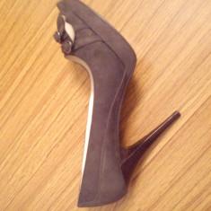 Pantofi Zara noi - Pantof dama, Marime: 37