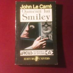 John Le Carre Oamenii lui Smiley