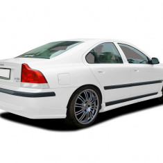 Extensie bara spate Volvo S60 NOU Promotional - Prelungire bara fata tuning, S60 - [2000 - 2010]
