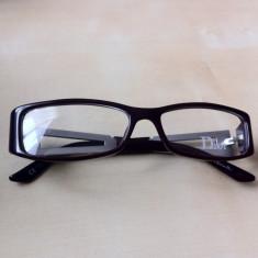 Ochelari originali dior - Rama ochelari Dior, Maro, Plastic, Rama intreaga, Clasic