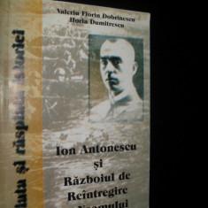 Valeriu Florin Dobrinescu, Ion Antonescu si Razboiul de Reintregire a Neamului - Istorie
