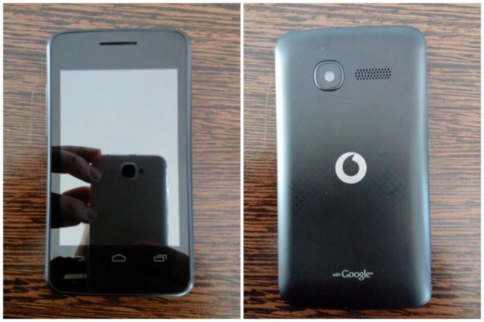Vodafone Smart Mini (Vodafone 875) foto mare