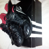 Adidas copii - Adidasi copii, Marime: 35.5, Culoare: Negru, Baieti
