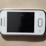 Samsung.Galaxy.Pocket s5300 - Telefon mobil Samsung Galaxy Pocket, Alb
