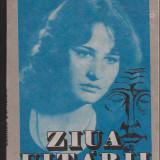 (E1238) - CORNELIU STEFANACHE - ZIUA UITARII - Roman, Anul publicarii: 1991