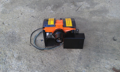 Arzator ( injector) cu ulei ars foto